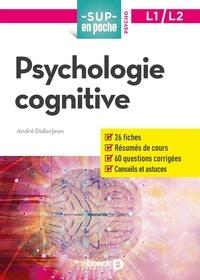 André Didierjean - Psychologie cognitive L1/L2.