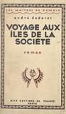 André Doderet - Voyage aux Îles de la Société.