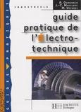 André Domenach et Jean-Claude Mauclerc - Guide pratique de l'Electro-technique.