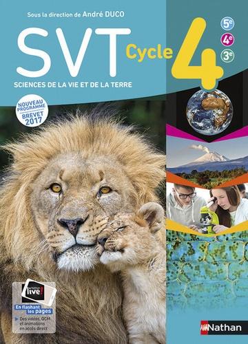 André Duco - Sciences de la Vie et de la Terre Cycle 4 (5e/4e/3e).