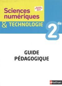 André Duco - Sciences numériques & technologie 2de - Guide pédagogique.