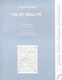 André Dumas - Foi et réalité.