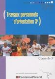 André Duport - Travaux personnels d'orientation 3e.