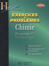 André Durupthy et Françoise Brénon-Audat - Chimie 2e année PC - Exercices & problèmes.