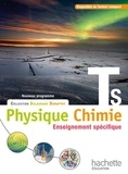 André Durupthy et Thierry Dulaurans - Physique chimie, Tle S enseignement spécifique.