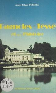 André-Edgar Poessel - Bagnoles-Tessé et l'histoire.