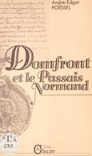André-Edgar Poessel - Domfront et le Passais normand.