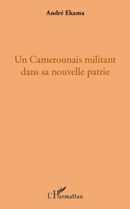 Histoiresdenlire.be Un Camerounais militant dans sa nouvelle patrie Image