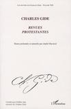 André Encrevé et Charles Gide - Revues protestantes.