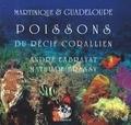 André Exbrayat et Mathilde Brassy - Poissons du récif corallien.