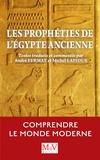 André Fermat et Michel Lapidus - Les prophéties de l'Egypte ancienne.