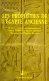 André Fermat - Les prophéties de l'Égypte ancienne.