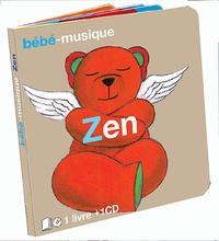André Fertier et Christophe Bonacorsi - Zen. 1 CD audio