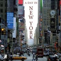 André Fichte - A Day in New York - Edition trilingue français-anglais-allemand. 4 CD audio
