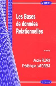 André Flory - Les Bases de données Relationnelles.