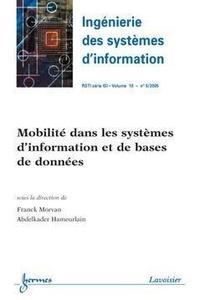 André Flory - Mobilité dans les systèmes d'information et de bases de données.