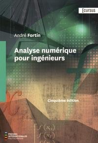 André Fortin - Analyse numérique pour ingénieurs.