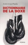 André Fourny - Dictionnaire de la boxe.