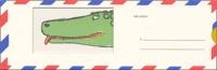 André François - Les larmes de crocodile.