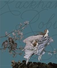 André-François Ruaud - étui artbooks Rackham - Robinson - Dulac.