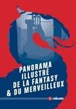 André-François Ruaud et Gabriel Yacoub - Panorama illustré de la fantasy & du merveilleux.