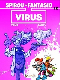 Corridashivernales.be An Adventure of Spirou and Fantasio Tome 10 Image