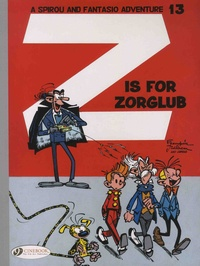 An Adventure of Spirou and Fantasio Tome 13.pdf