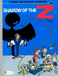 André Franquin et  Jidéhem - An Adventure of Spirou and Fantasio Tome 15 : Shadow of the Z.