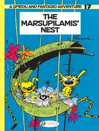 André Franquin - An Adventure of Spirou and Fantasio Tome 17 : The Marsupilamis' Nest.