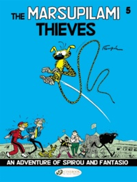 An Adventure of Spirou and Fantasio Tome 5.pdf