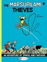 André Franquin - An Adventure of Spirou and Fantasio Tome 5 : The Marsupilami Thieves.