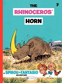André Franquin - An Adventure of Spirou and Fantasio Tome 7 : The Rhinoceros' Horn.