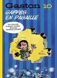 André Franquin - Gaston (Edition 2018) - tome 10 - Gaffes en pagaille (Edition 2018).