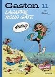 André Franquin - Gaston (Edition 2018) - tome 11 - Lagaffe nous gâte (Edition 2018).