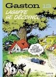 André Franquin - Gaston (Edition 2018) - tome 13 - Lagaffe se décoince (Edition 2018).