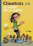 André Franquin - Gaston (Edition 2018) - tome 14 - Le géant de la gaffe (Edition 2018).
