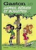 André Franquin - Gaston (Edition 2018) - tome 16 - Gaffes, bévues et boulettes (Edition 2018).