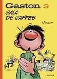 André Franquin - Gaston (Edition 2018) - tome 3 - Gala de gaffes (Edition 2018).