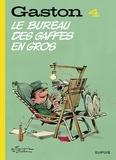 André Franquin - Gaston (Edition 2018) - tome 4 - Le bureau des gaffes en gros (Edition 2018).