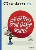 André Franquin - Gaston (Edition 2018) - tome 6 - Les gaffes d'un gars gonflé (Edition 2018).
