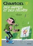 André Franquin - Gaston (Edition 2018) - tome 7 - Des gaffes et des dégâts (Edition 2018).