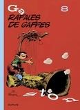 André Franquin - Gaston (Edition 2018) - tome 8 - Rafales de gaffes (Edition 2018).