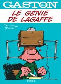 André Franquin et  Jidéhem - Gaston hors-série Tome 2 : Le génie de Lagaffe.