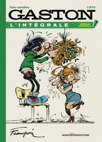André Franquin - Gaston l'Intégrale  : 1972.
