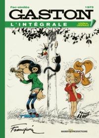 André Franquin - Gaston l'Intégrale  : 1973.