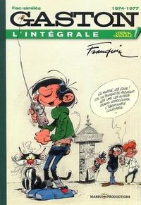 André Franquin - Gaston l'Intégrale  : 1974-1977.