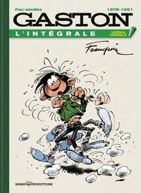 André Franquin - Gaston l'Intégrale  : 1978-1981.