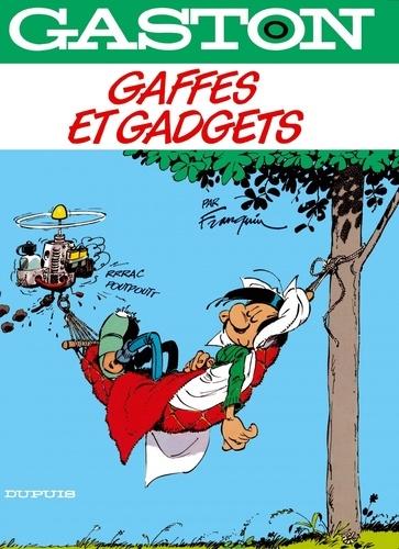 André Franquin - Gaston Tome 0 : Gaffes et gadgets - Edition limitée.