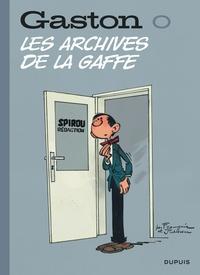 André Franquin et  Jidéhem - Gaston Tome 0 : Les archives de la gaffe.