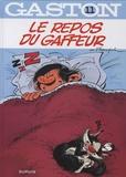 André Franquin - Gaston Tome 11 : Le repos du gaffeur.